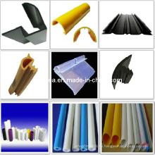 Изготовленные На Заказ Пластичные Профили Штранг-Прессования Профиля Экструдированного Профиля