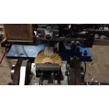 máquina de tufting cepillo de jade de limpieza