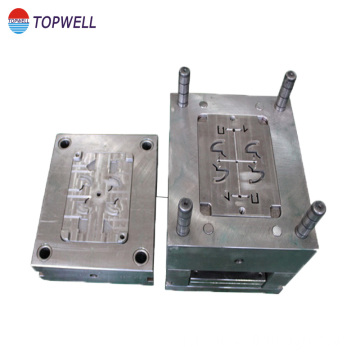 Shenzhen injection Plastic Mould With Surface Treatment
