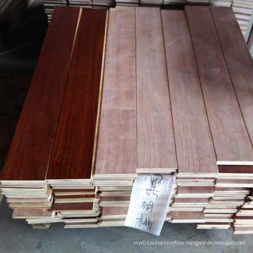 Multi-Layer UV Lacquered Black Walnut Engineered Wood Flooring