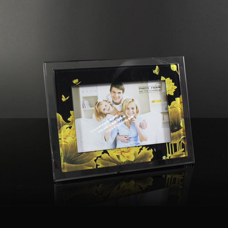 Wholesale Acrylic Frameless Picture Frame Stand