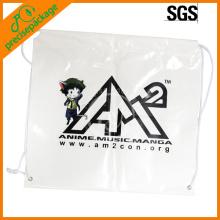 Bolsas de cordón de la mochila de la publicidad promocional de la impresión de alta calidad del OEM