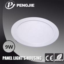 Le logement de haute qualité de plafonnier de l'aluminium 9W LED de moulage mécanique sous pression