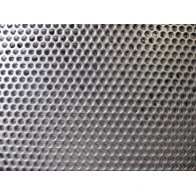 Perforiertes Metallblech in 0,5mm Dicke