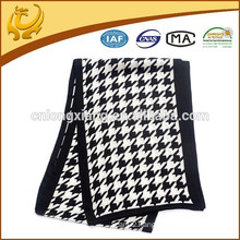12mm Satin Business Situation Brand Men's Scarf