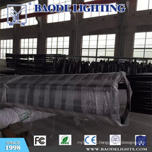 10m Galvanized Round and Conical Street Lighting Pole (BDP-10)