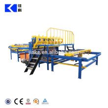 Fully automatic steel wire mesh reinforcing mesh welding machine