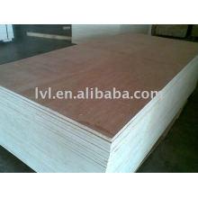 Embalaje utilizado panel de madera contrachapada para el mercado coreano