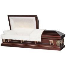 Cercueil d'acier Bronze Regal 20 Gauge