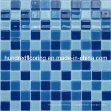 Carrelage en mosaïque de piscine en mosaïque de cristal (HSP305)