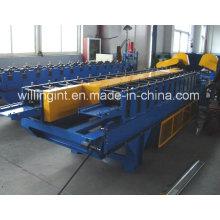Rollladen-Türschienen-Rollformmaschine