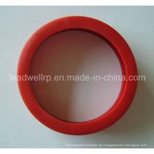 Carcaça de vácuo com parte de borracha macia / produtos de silicone (LW-05013)