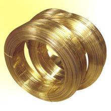 Fournisseur professionnel de fil de perles plaqué laiton 0.89mm / fil de perles pour pneus radiaux 1.26mm