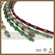 Iamond Wire Saw for Materials Such as Granite, Marble and Sandstone
