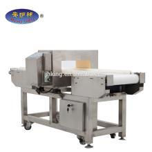 Food profession Metal Detector Machine for seafood Aquatic food