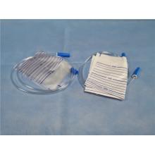 Saco de urina saco descartável para drenagem de urina