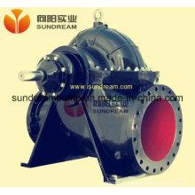 Pompe centrifuge verticale d'aspiration de cas de Split