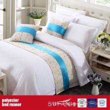 Tela de decoración Poly King Bed Runner