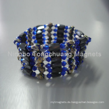 NdFeB Magnetische Armbänder für Lady