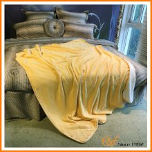 Wholesale Warmth Heavyweight Knitted Sofa Blanket