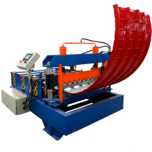 xn máquina curvadora de techos / máquina curvadora hidráulica de paneles de tejado / curvadora de metales