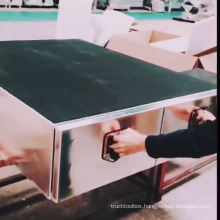 OEM  Aluminum heavy duty ute storage drawer tool box
