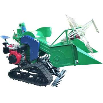 Reisschneider Machine Harvester Mini Paddy Filed