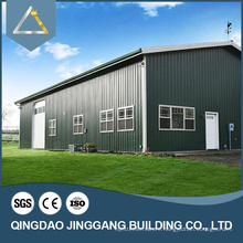 China Good Supplier Easy Assemble & Disassemble Prefabricated Workshop