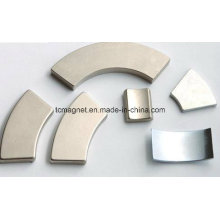 38sh Arc NdFeB Neodymium Permanent Magnet for Motor Asemblies