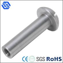 Schlitz-Pan-Kopf Aluminium-Blindniet-Innengewinde Blindnieten