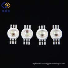 Tira caliente al por mayor LED RGB LED 3W del poder más elevado de la fábrica de la venta al por mayor 2017