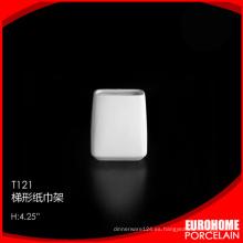 2015 nueva diseño moderno nueva china de hueso fino Servilletero
