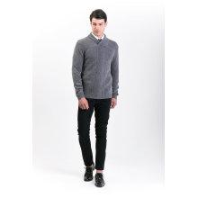 Men′s Fashion Cashmere Blend Sweater 18brawm007