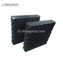 Cooling Tower PVC Louvers สำหรับ Air Inlet