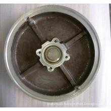 Investment Casting Titanium/Carbon Steel Pump Stuffing Box Cover