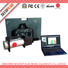 Portable line scanning security inspection system X ray scanner SPX-6046P