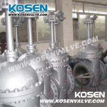 Косэн через трубопровод задвижки (Z543H)