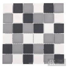 2x2 Ceramic Mosaic Art Tile Backsplash