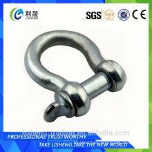 Hebillas de metal resistente al metal