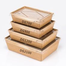 Индивидуальные контейнеры для фаст-фуда куриные наггетсы одноразовые картофельные чипсы бумажная коробка