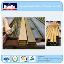 Holzkorn-Transferpulver Aluminium-Spritzpulver-Beschichtung für Wohnungsbau