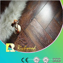 Household 8.3mm Embossed Cherry Sound Absorbing Laminated Floor
