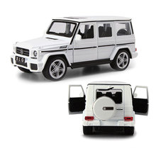 Promotion Gift Alloy Models Toy Jeep Simulation Car Toy