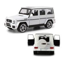 Modelos de liga de presente de promoção brinquedo brinquedo de carro de simulação de jipe