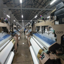Full Automatic Dobby/Cam Weaving Water-Jet Loom with Double Nozzle