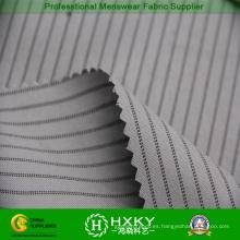 Clásico raya con hilado teñido a tejido de poliéster de Men′s chaqueta o alagodón chaqueta