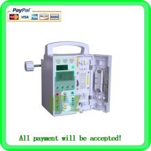 Pompe à perfusion portative IV à seringue avec CE