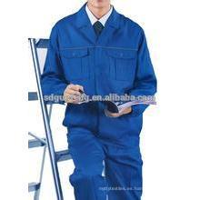 100 Algodón OEKO tex China tela para ropa de trabajo 230gsm