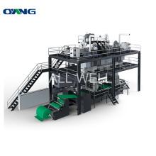 Manufacture Eco Friendly Fabric Making Machine, Lamination Spunbond Nonwoven Fabric Making Machine