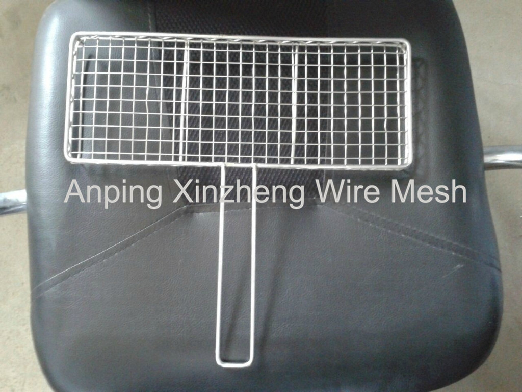 Welded Barbecue Wire Mesh